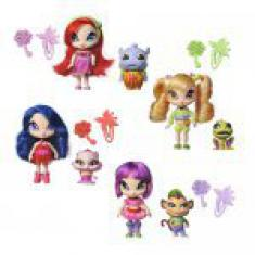 Кукла Bandai Pop Pixie 12 см и волшебный питомец с аксессуарами