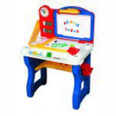 Учебный столик Winner Toys с доской для рисования и алфавитом