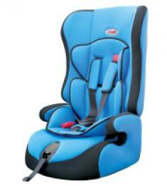 Автокресло SIGER 9-36 кг., синий