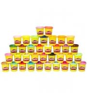 Большой набор пластилина Play-Doh Play-Doh 36 баночек