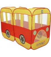 Детская игровая палатка автобус Ну, погоди!