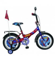 Детский велосипед 16 Navigator Spider-man