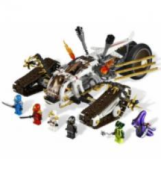 Конструктор Lego Ninjago Сверхзвуковой самолёт (9449)