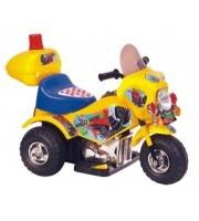 Мотоцикл на аккумуляторе 6v