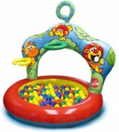 Сухой бассейн с шарами Play WOW Джунгли