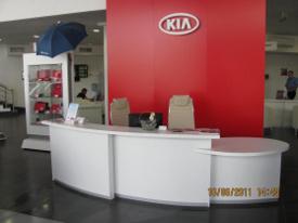 Мебель для автосалонов