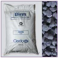 Birm - синтетическая фильтрующая загрузка для удаления растворенного в воде железа
