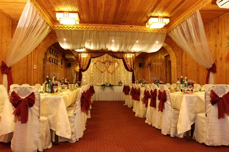 """гостевой дом """"Традиция"""" Банкетный зал"""