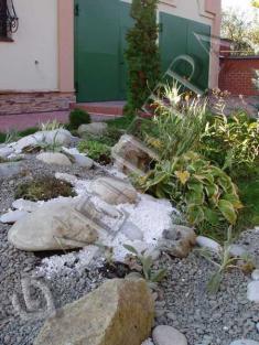 Альпинарии и Рокарии