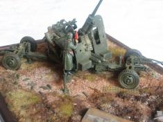 57-мм зенитная автоматическая пушка С-60