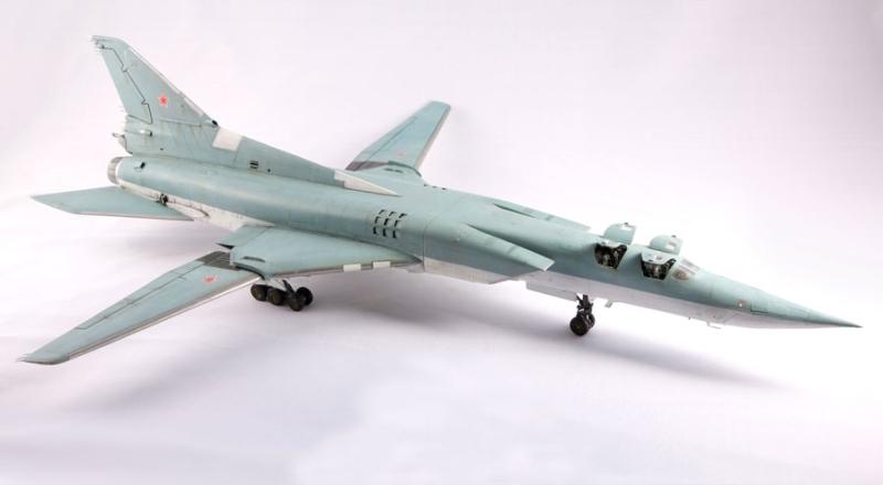 Дальний сверхзвуковой бомбардировщик ракетоносец Ту-22М3