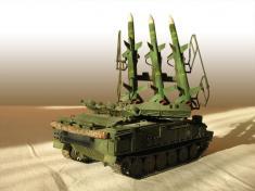 ЗРК 2К12 Куб, пусковая установка 5П25