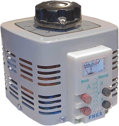 Автотрансформатор лабораторный TDGC-0,5K