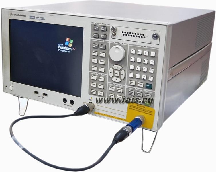 Анализатор электрических цепей E5061A