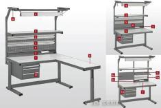 Промышленная мебель VIKING серии КОМФОРТ