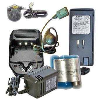 Средства радиосвязи и аксессуары фирмы ALINCO
