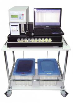 Автоматизированный измерительный комплекс Лактан 1-4 сп. 700S c лабораторным столиком