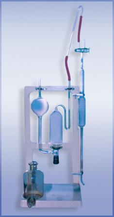 Измерительный аппарат для анализа кислорода АК-М1