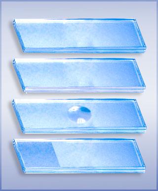 стекла предметные