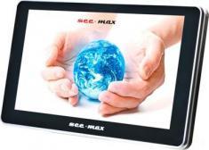GPS навигатор SeeMax E510 HD FM 8