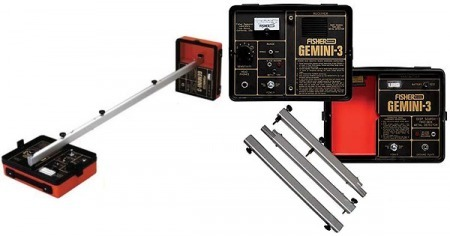 Металлоискатель Fisher Gemini 3 (Глубинник)