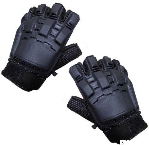 Защитные перчатки MP Half Finger Glove