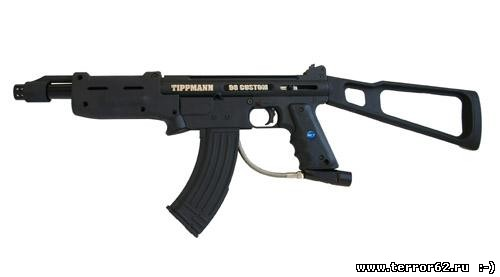 Маркер Tippmann 98 Custom PS ACT - AKTactical