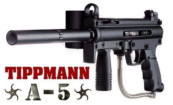 Маркер Tippmann A5, black