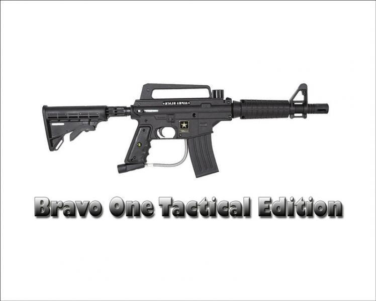 Маркер Tippmann Bravo one, Тактический