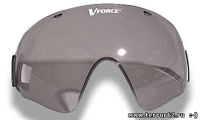 Стекло для маски V FORCE ARMOR (одинарное)