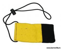 Чехол на ствол желтый (большой под обвес)