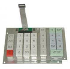 Клавиатура ДК-87 для кассового аппарата «ОКА-102Ф»