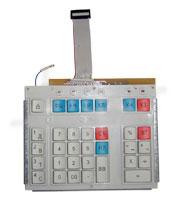 Клавиатура ДК-98 для кассового аппарата «АМС-100Ф»