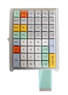 Клавиатура ДК-135 для кассовых аппаратов «Микро-2003К»