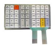 Клавиатура ДК-137 для кассовых аппаратов «Ладога»