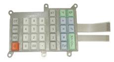 Клавиатура ДК-138 для кассового аппарата «ОКА-102К»