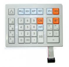 Клавиатура ДК-160 для кассового аппарата «АМС-100МК»