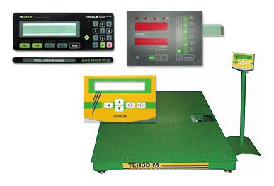 Клавиатуры и панели управления для весов «Тензо-М»