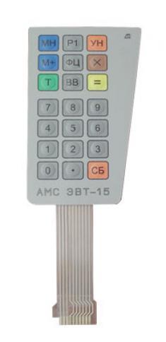 Панели управления для весов «АМС ЭВТ-15»
