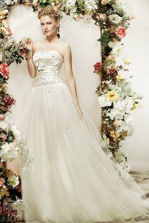 Свадебное платье- Жемчужный дождь