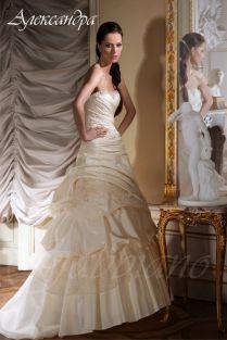 Свадебное платье- Александра