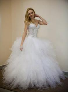 Свадебное платье- Алиса