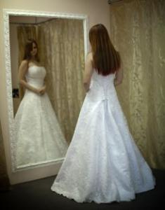 Свадебное платье- Беатрис