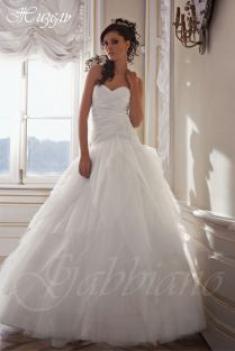 Свадебное платье- Жизель