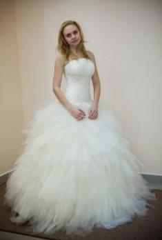 Свадебное платье- Искушение