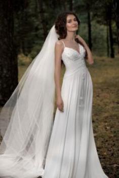 Свадебное платье- Капелька росы