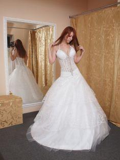 Свадебное платье- Малика