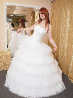 Свадебное платье- Марсэлла