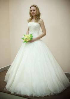 Свадебное платье- Милана