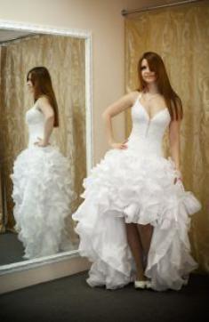 Свадебное платье- Мирабэль